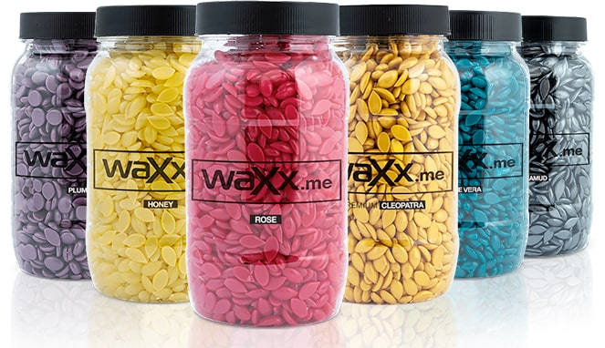 6 wax packs of your choice